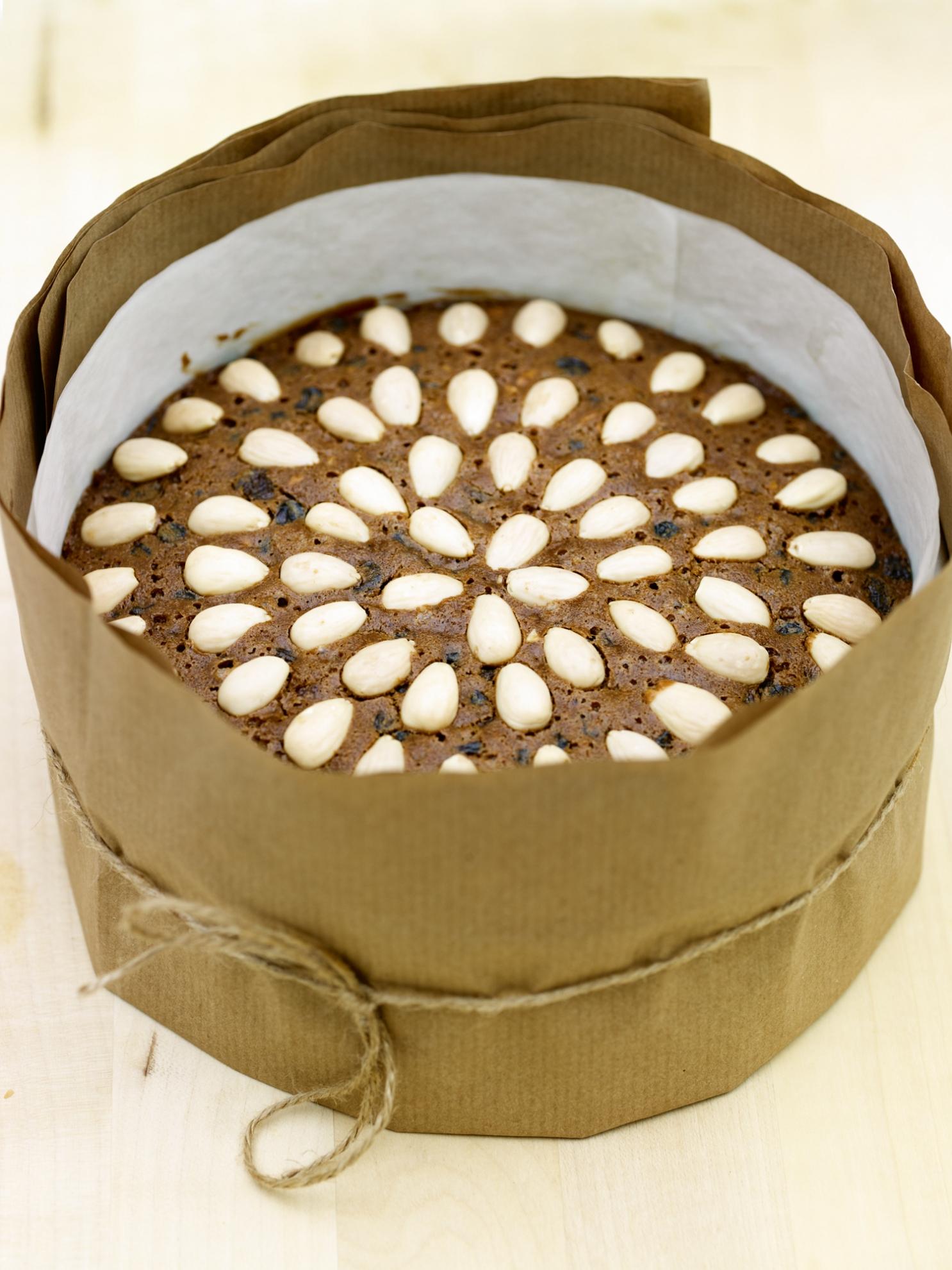 Recipes british christmas cake