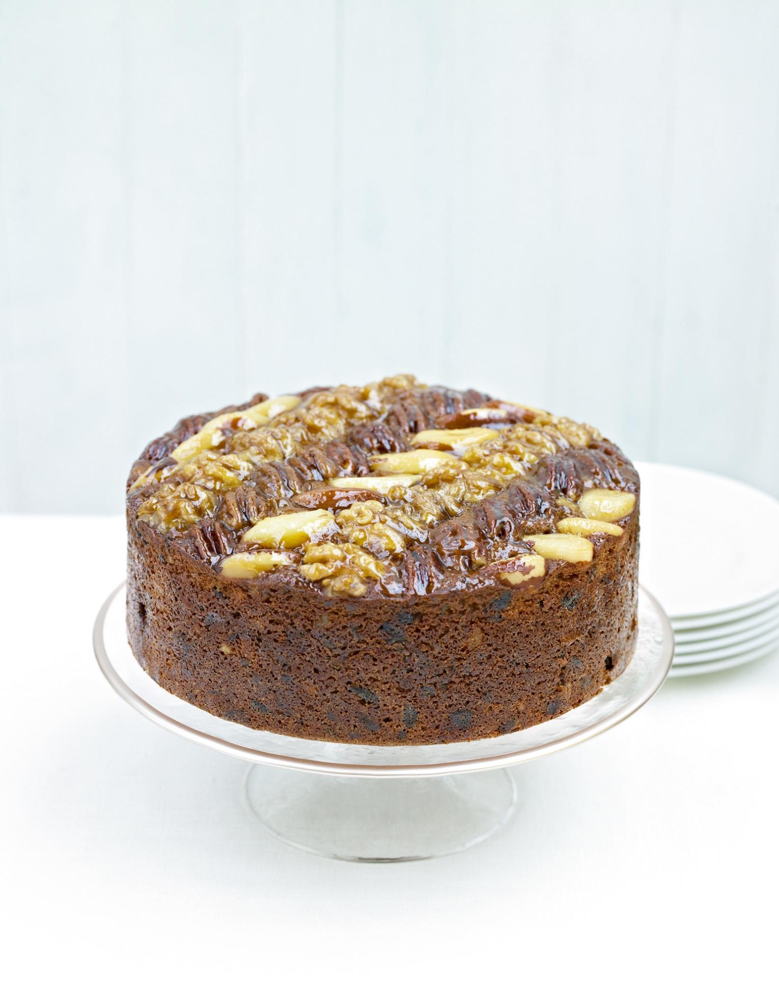 Last minute christmas cake recipe delia