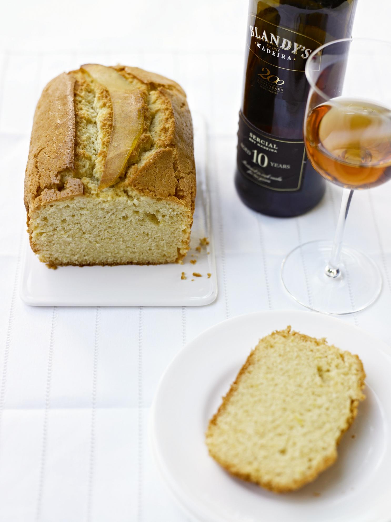 Madeira Cake | Recipes | Delia Online