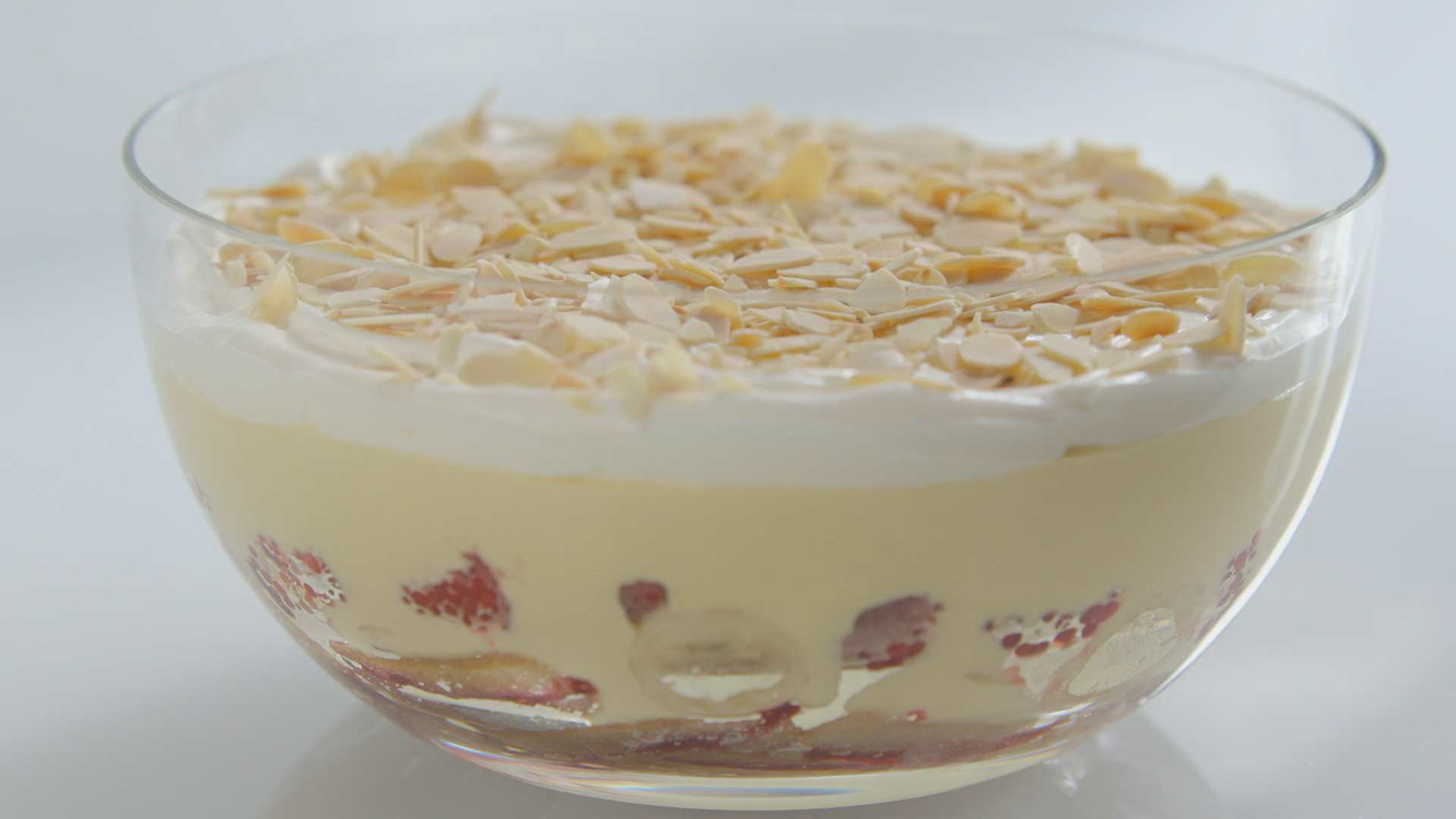 how to make a simple sherry trifle