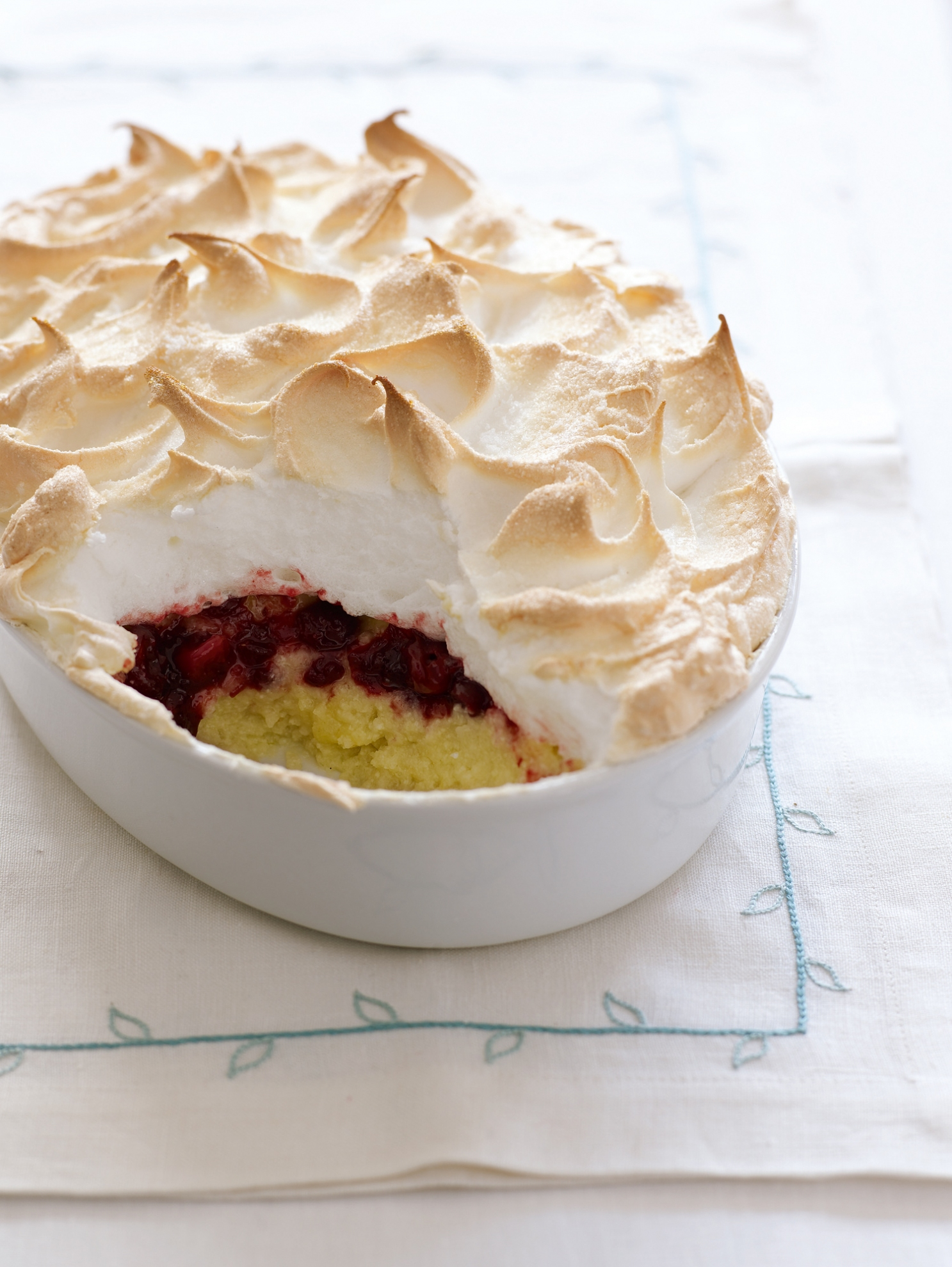 How to Make Queen of Puddings How to Make Queen of Puddings new images