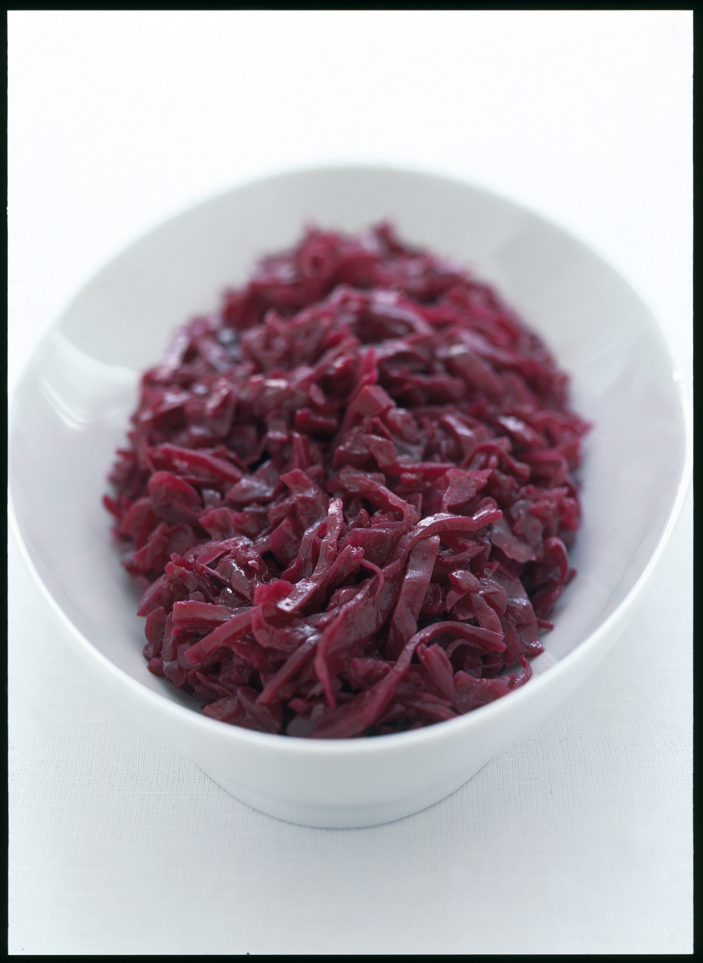 Pics For > Cooked Red Cabbage