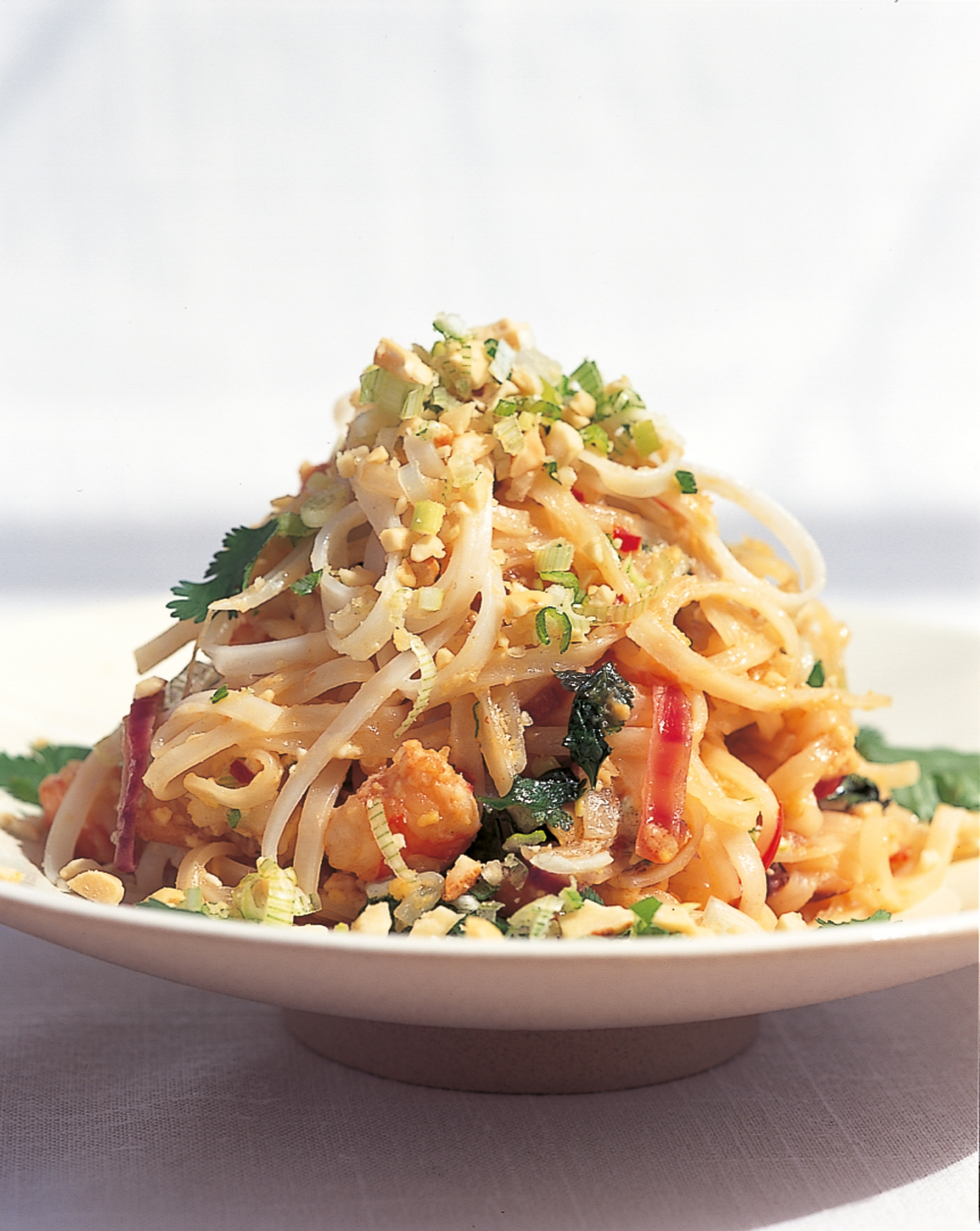 Pad Thai Noodles With Shrimps Recipes Delia Online