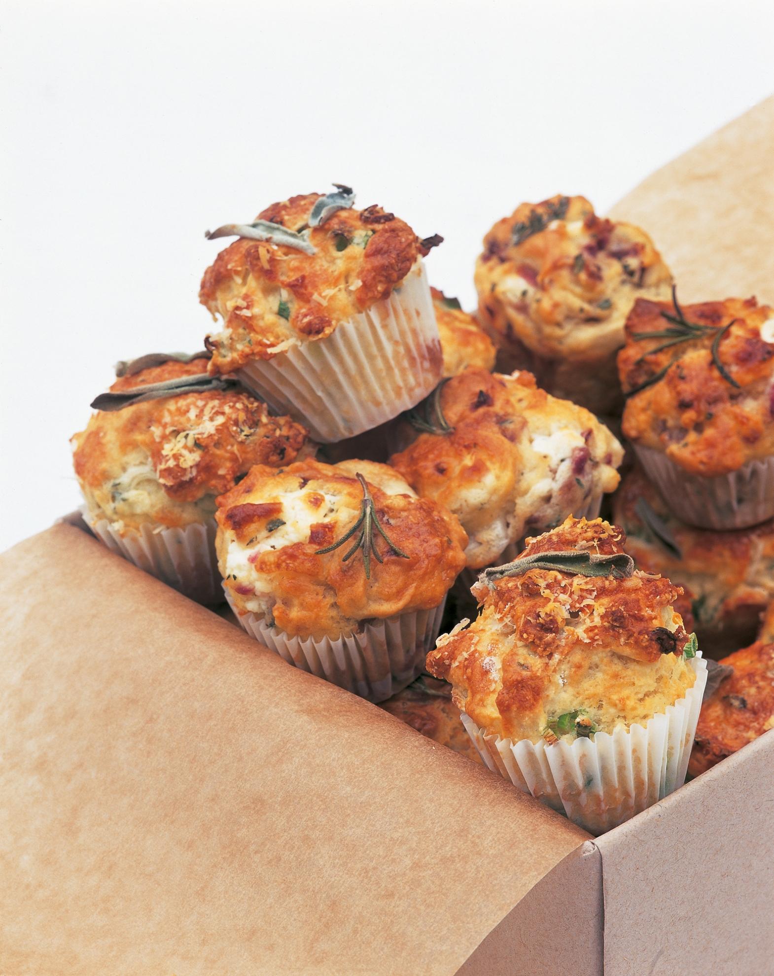 Nigella savoury muffins for Canape ideas nigella