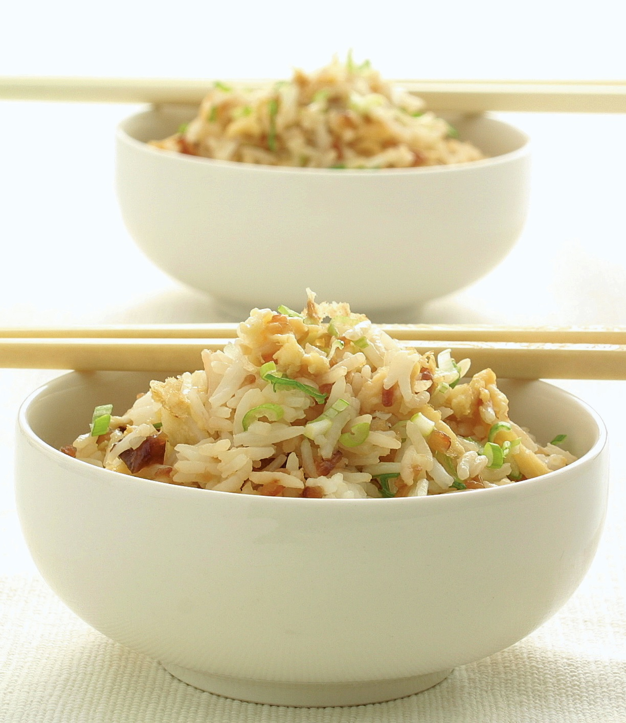 Stir Fried Rice With Egg And Spring Onions Recipes Delia Online