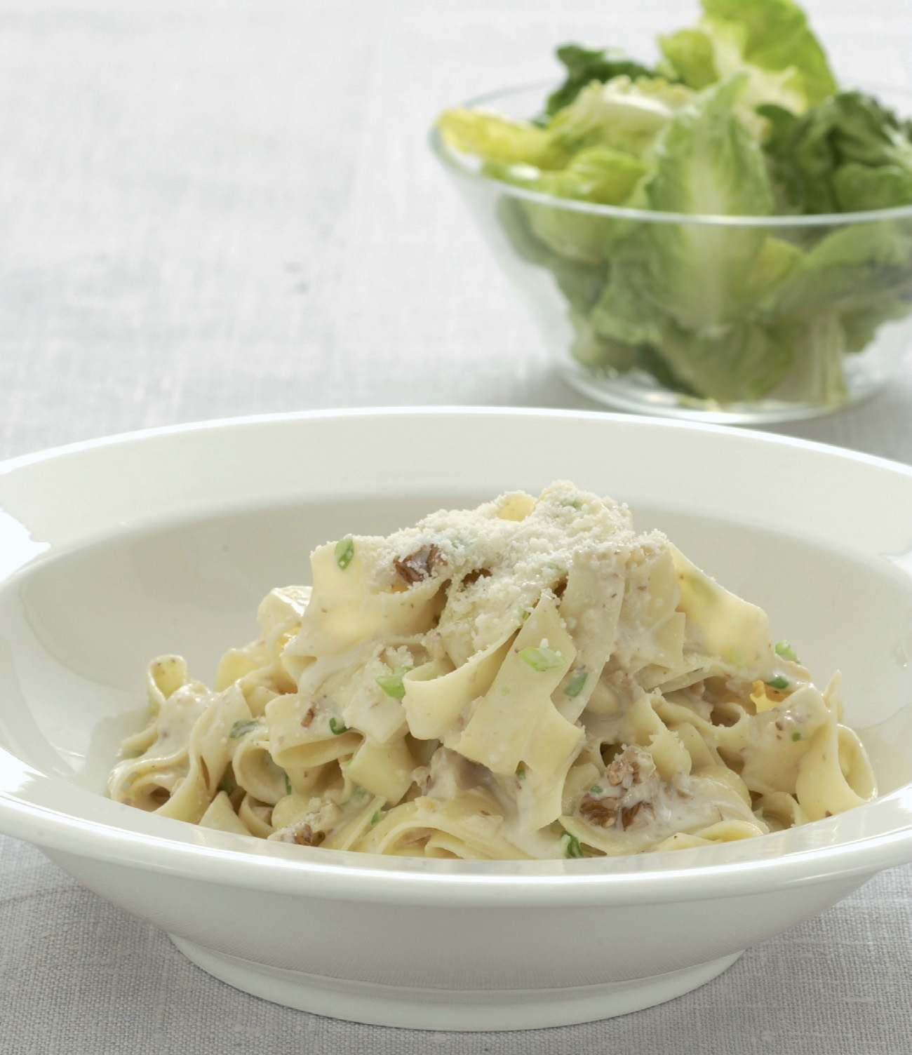 Tagliatelle with Gorgonzola and Toasted Walnuts | Recipes | Delia Online