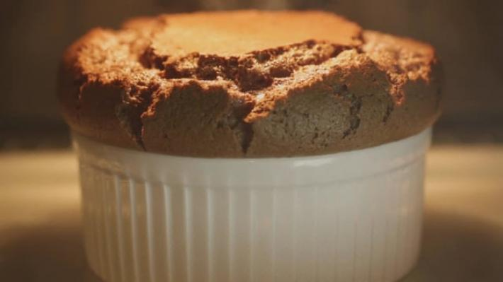 A picture of Delia's Second Term - Lesson 7 - Souffles cookery school video