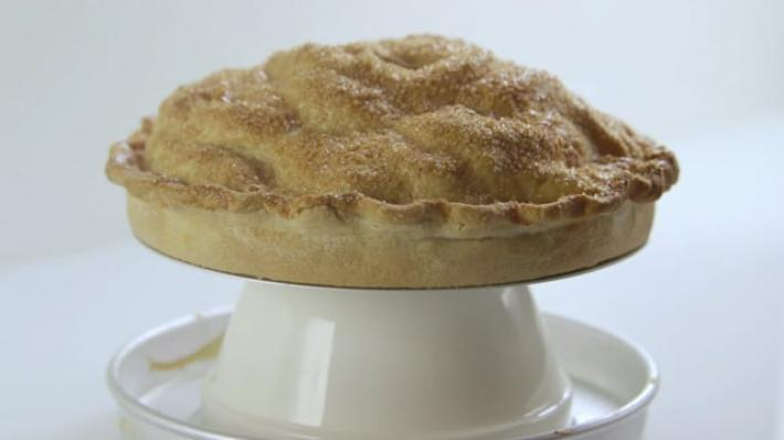A picture of Delia's Third Term - Lesson 1 - Shortcrust Pastry cookery school video