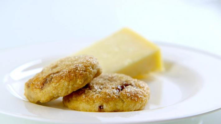 A picture of Delia's Third Term - Lesson 3 - Quick Flaky Pastry cookery school video