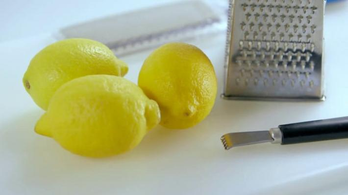 A picture of Delia's Zesting and Juicing Citrus Fruits cookery school video