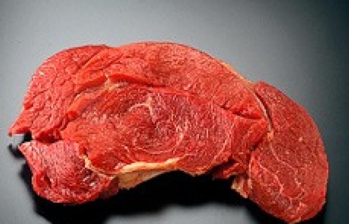 Beef braising steak 19385