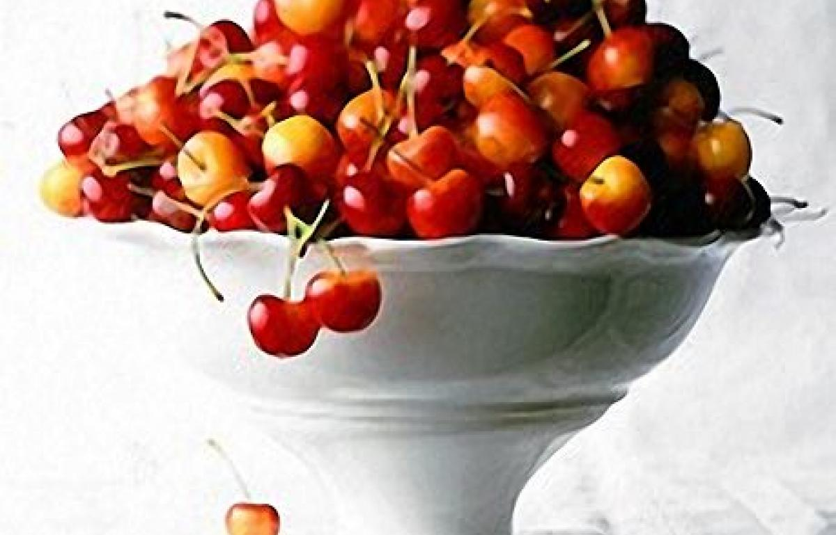 A picture of Cherries