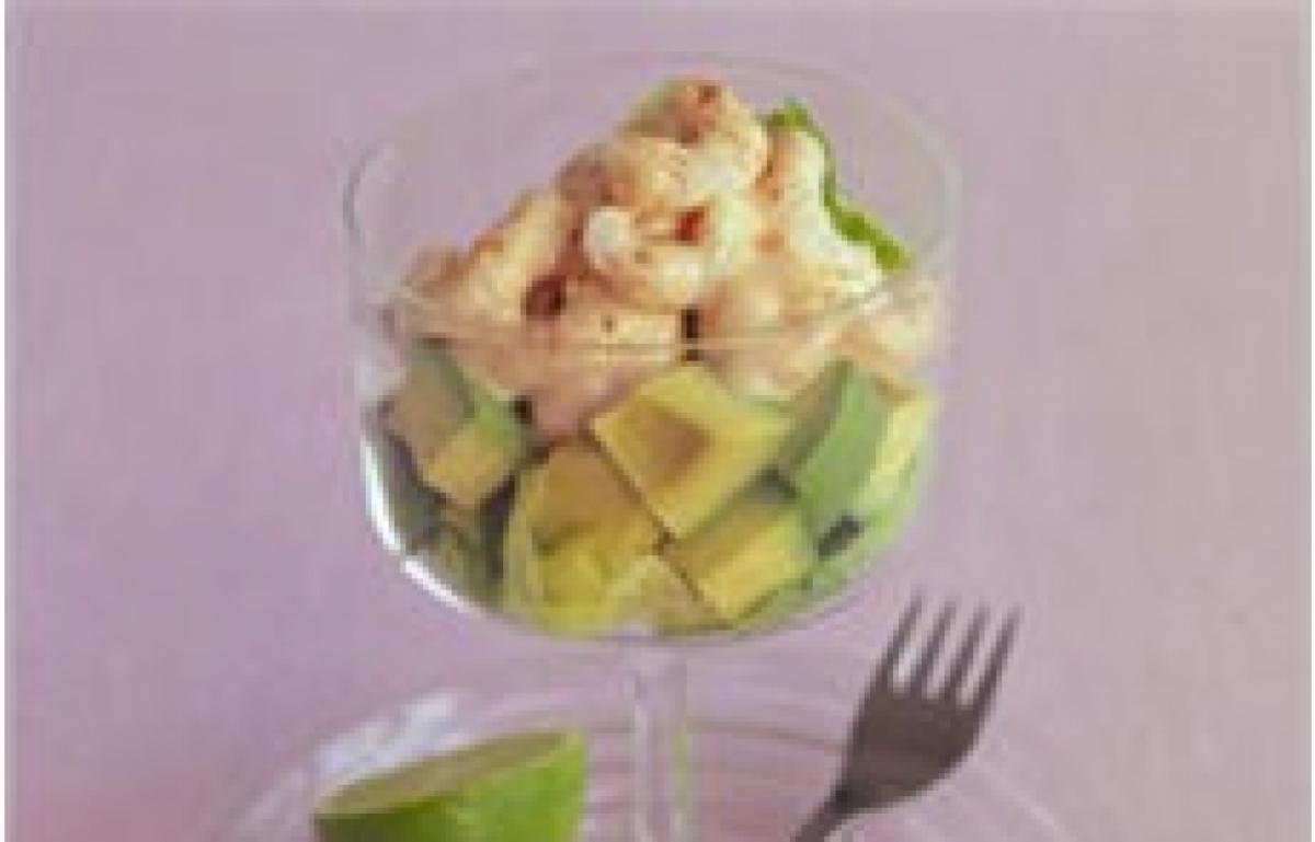 recipe: prawn and avocado cocktail [23]