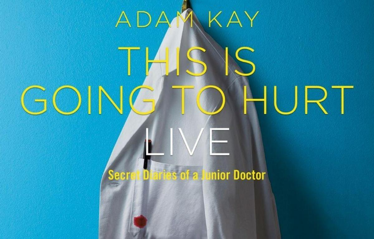 A picture of Win tickets to see Adam Kay: This is Going to Hurt (Secret Diaries of a Junior Doctor) on UK tour