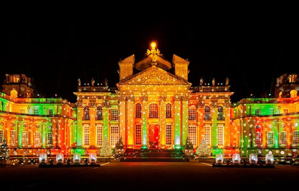 A picture of Win a Family Magical Festive Treat to Christmas At Blenheim Palace