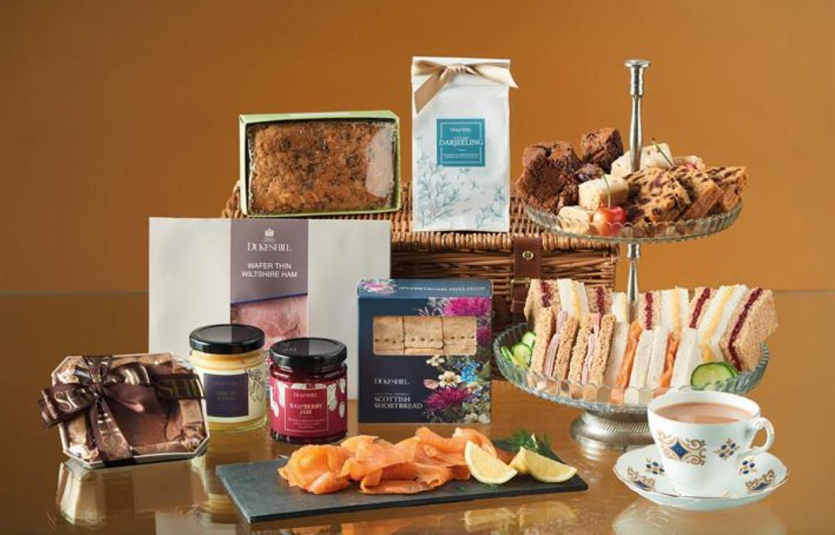 A picture of Win an afternoon tea hamper from Dukeshill