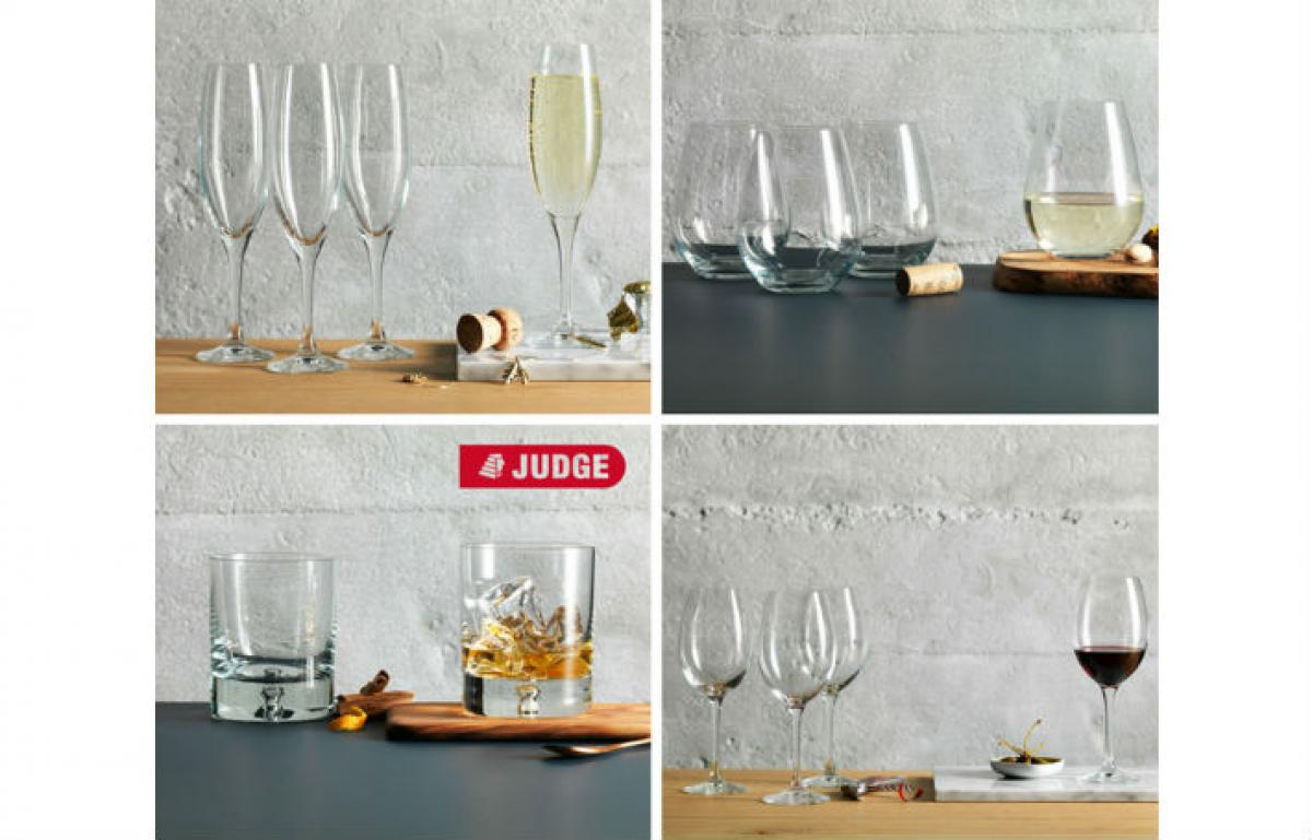 Judge Glassware710