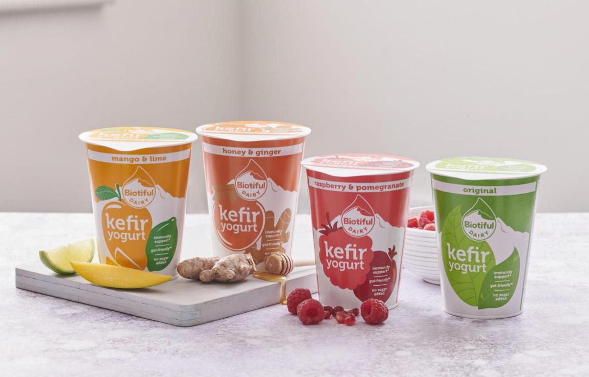 A picture of Win a month's supply of Biotiful Kefir