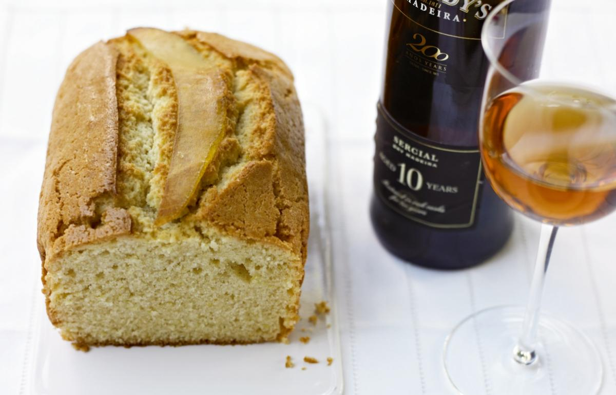 A picture of Cake of the Week: Madeira Cake