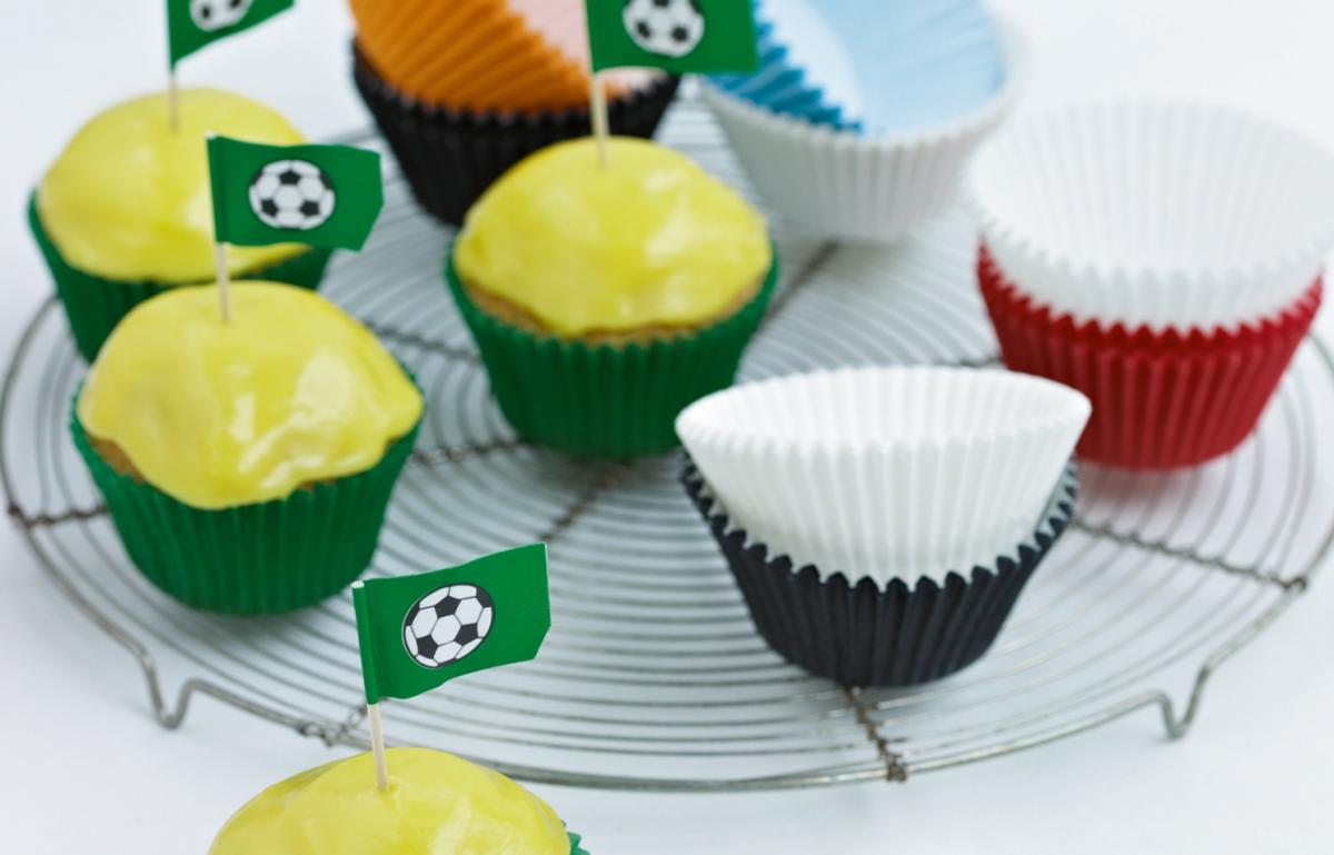 A picture of Cake of the Week: Winners' Cup Cakes