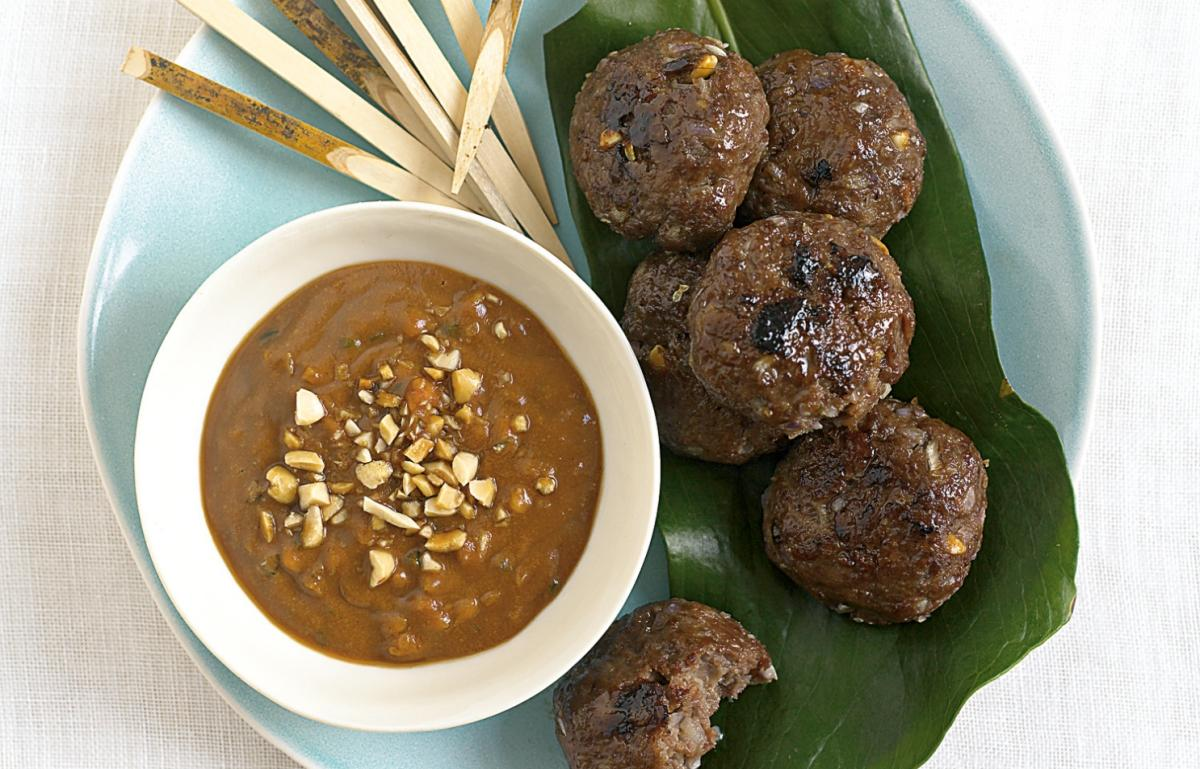 Cheat vietnamese beef patties