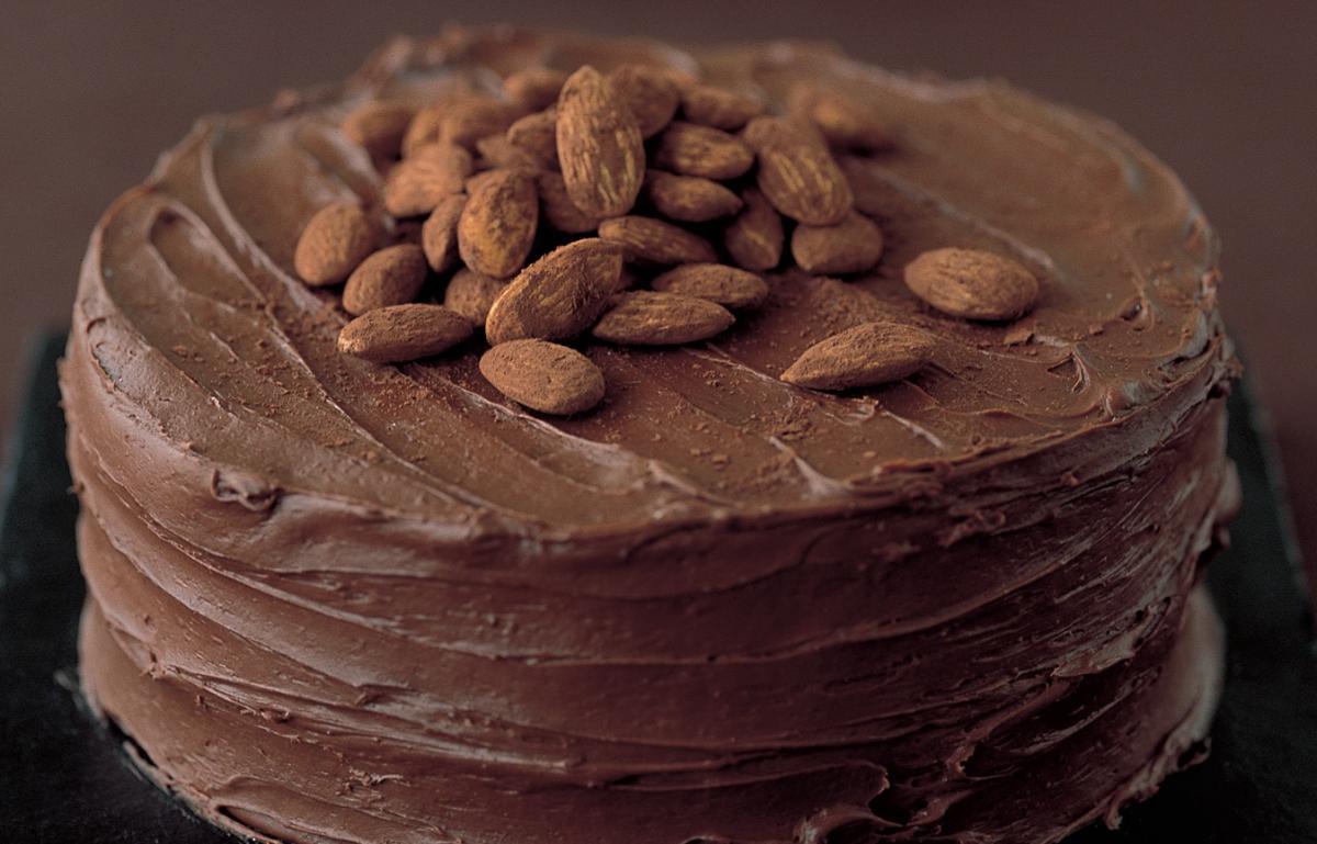 A picture of Delia's Chocolate Fudge Cake recipe