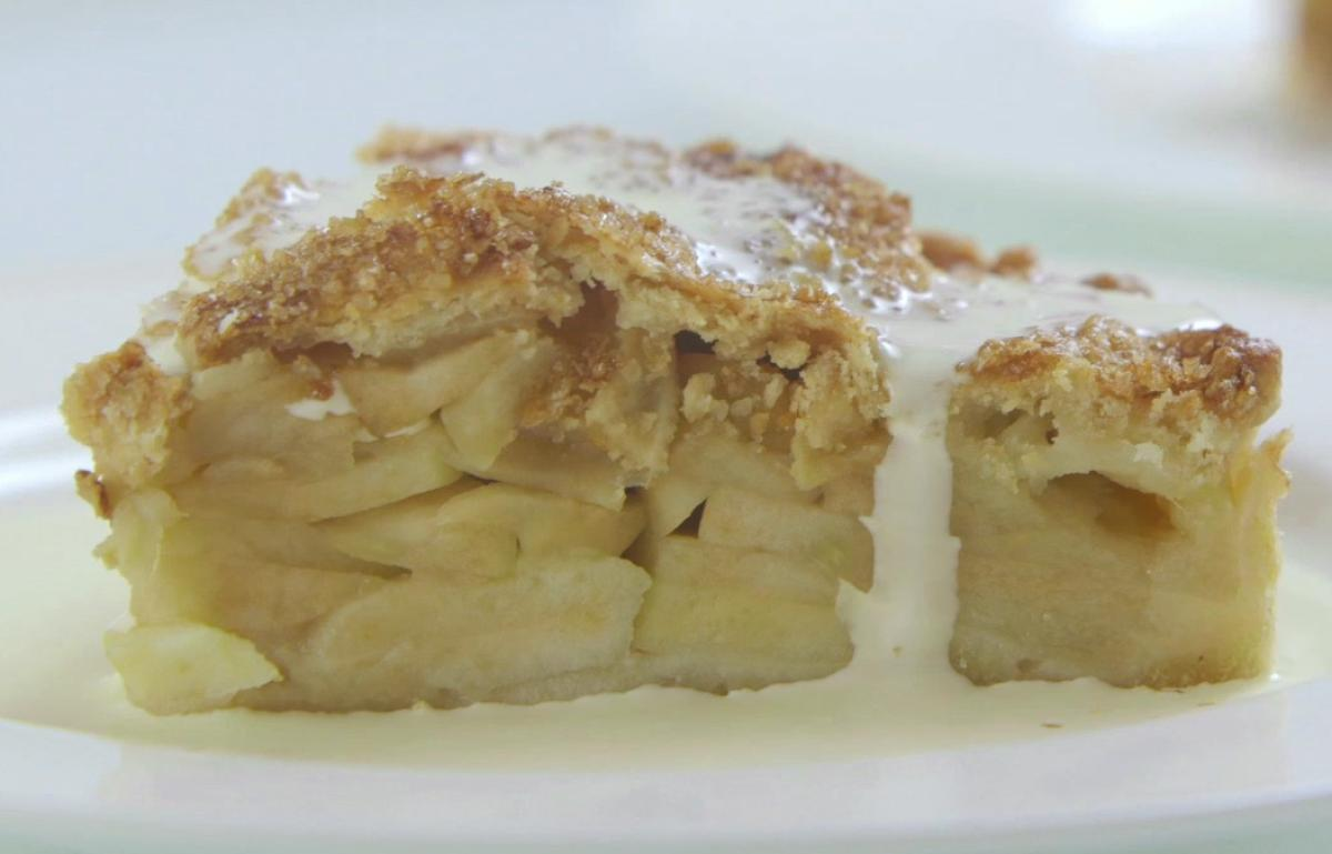 Cs english apple pie new