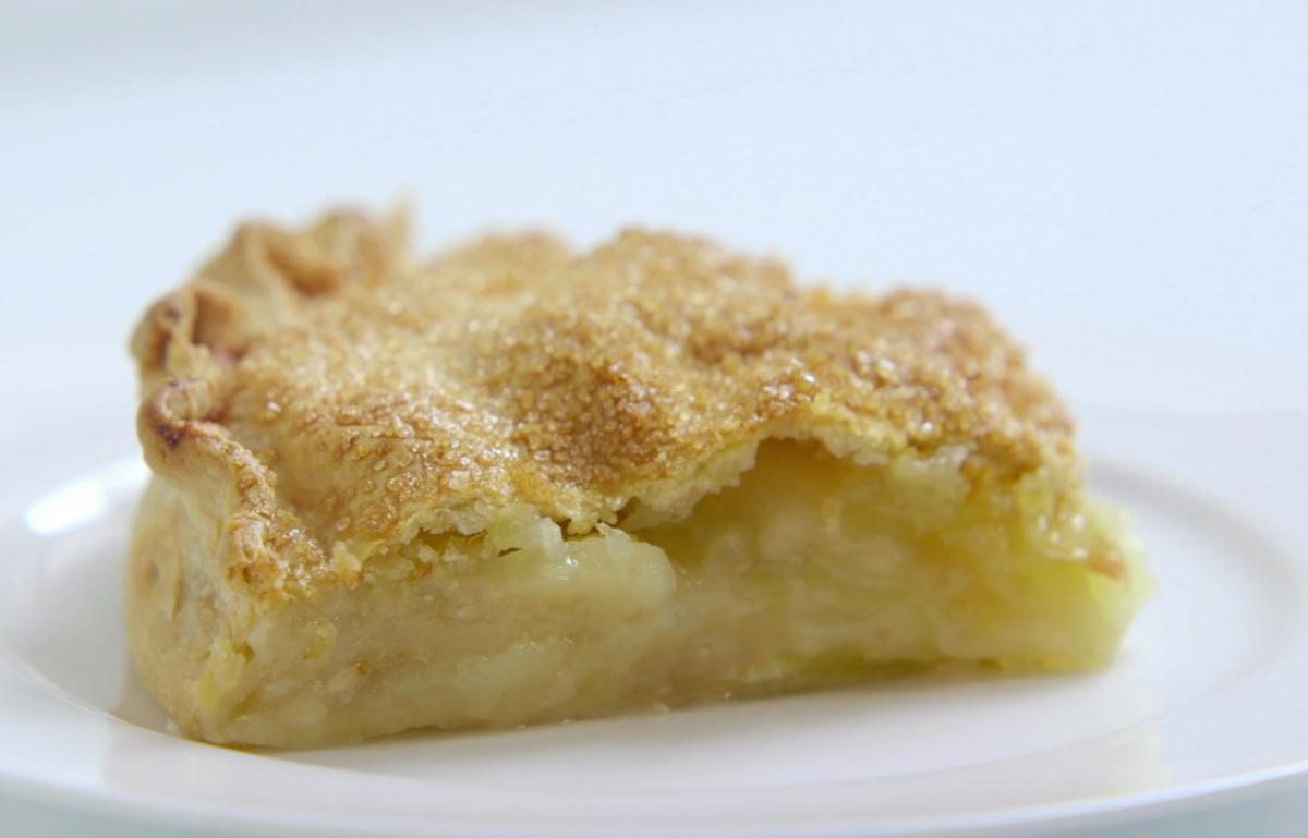 Cs english apple pie