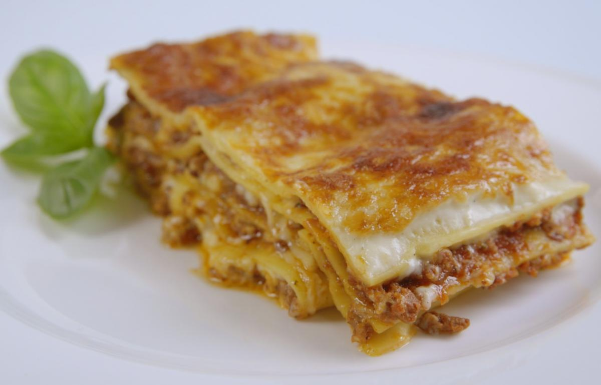 A picture of Delia's Lasagne al Forno recipe