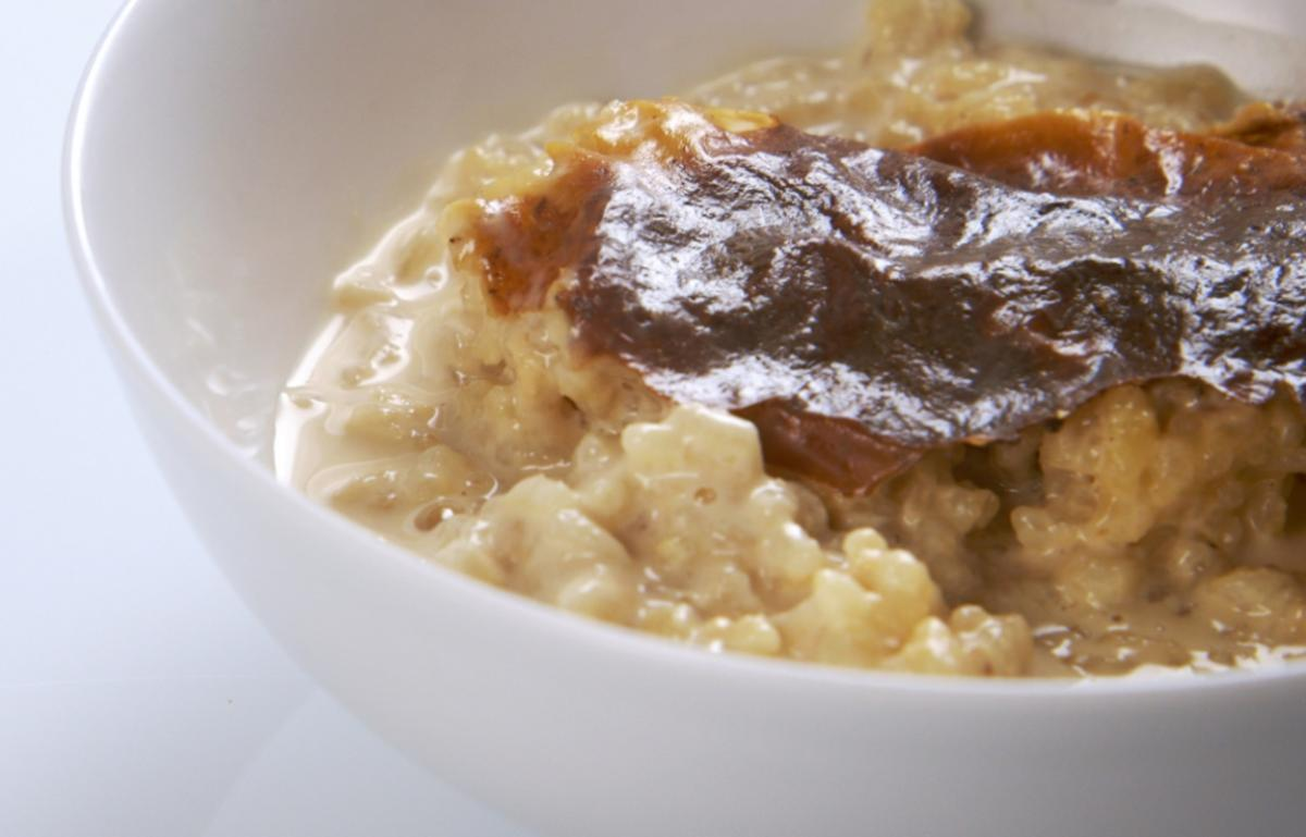 A picture of Delia's Old-fashioned Rice Pudding recipe