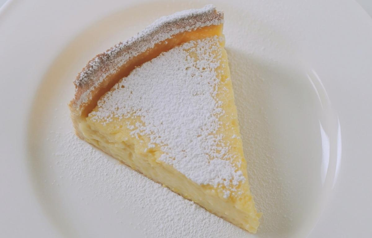 A picture of Delia's Thick Lemon Tart recipe