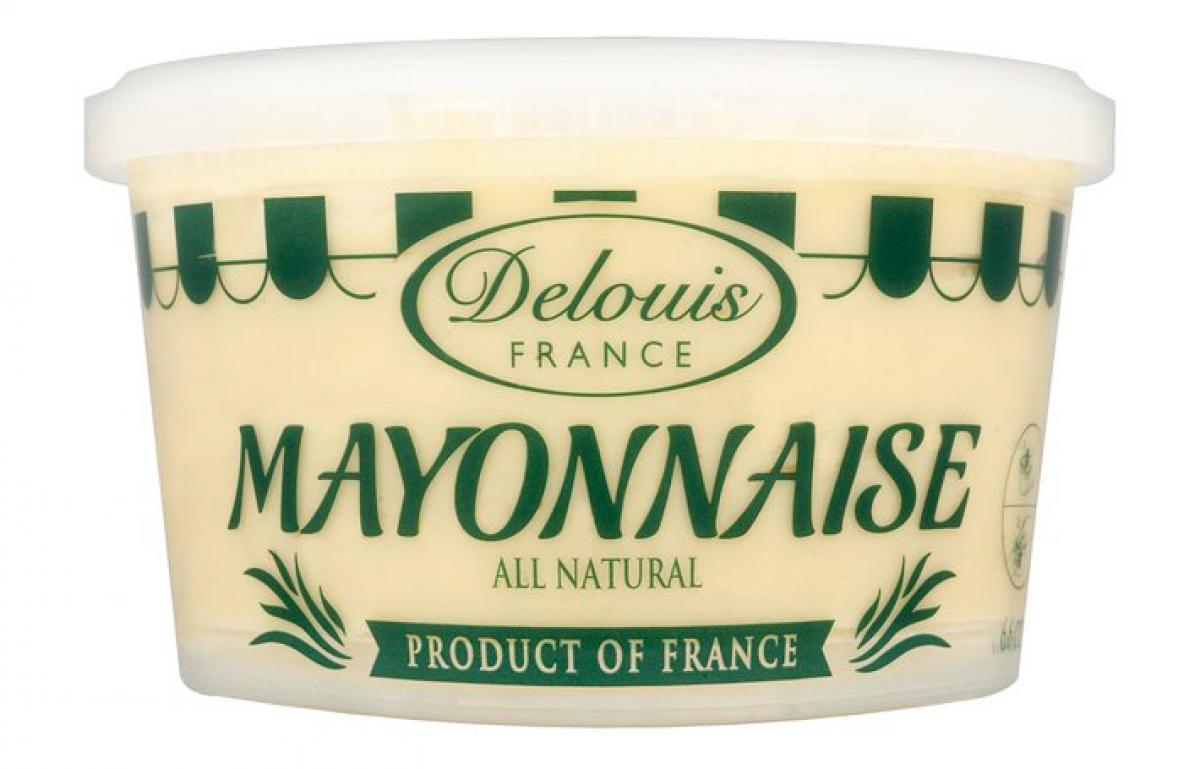 Delouis mayonnaise 3x2