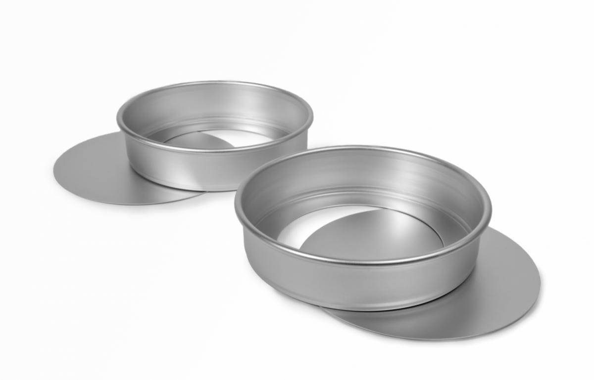 Equipment 18cm sponge tin pair