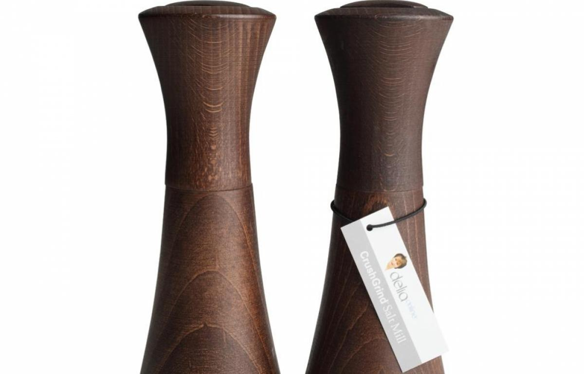 A picture of Delia Online Salt and Pepper Mills