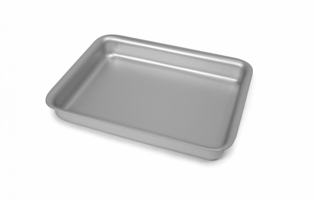 Equipment oblong tin