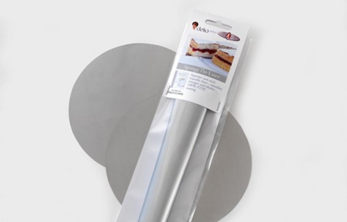 Equipment sponge tin liner pack