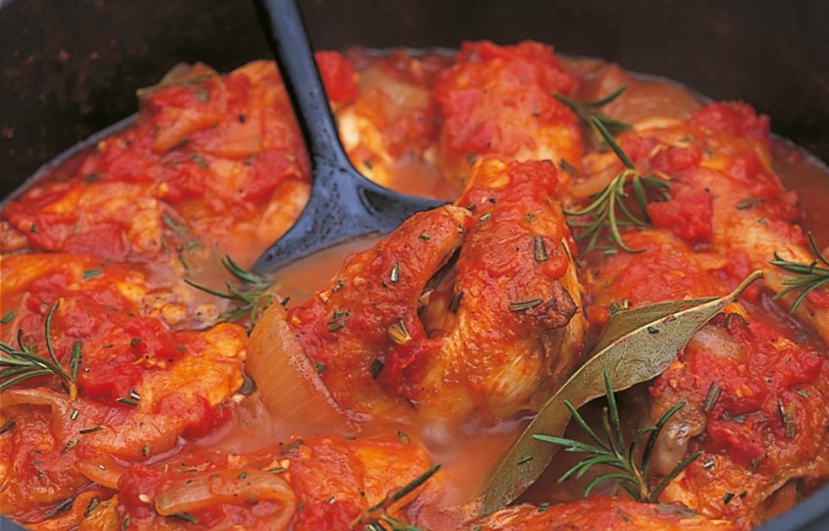 A picture of Delia's Chicken Cacciatora recipe