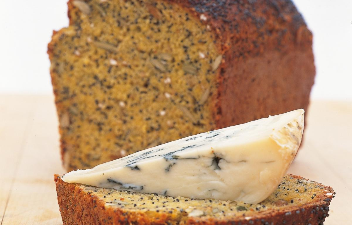 Cornmeal and Mixed-seed Bread | Recipes | Delia Online