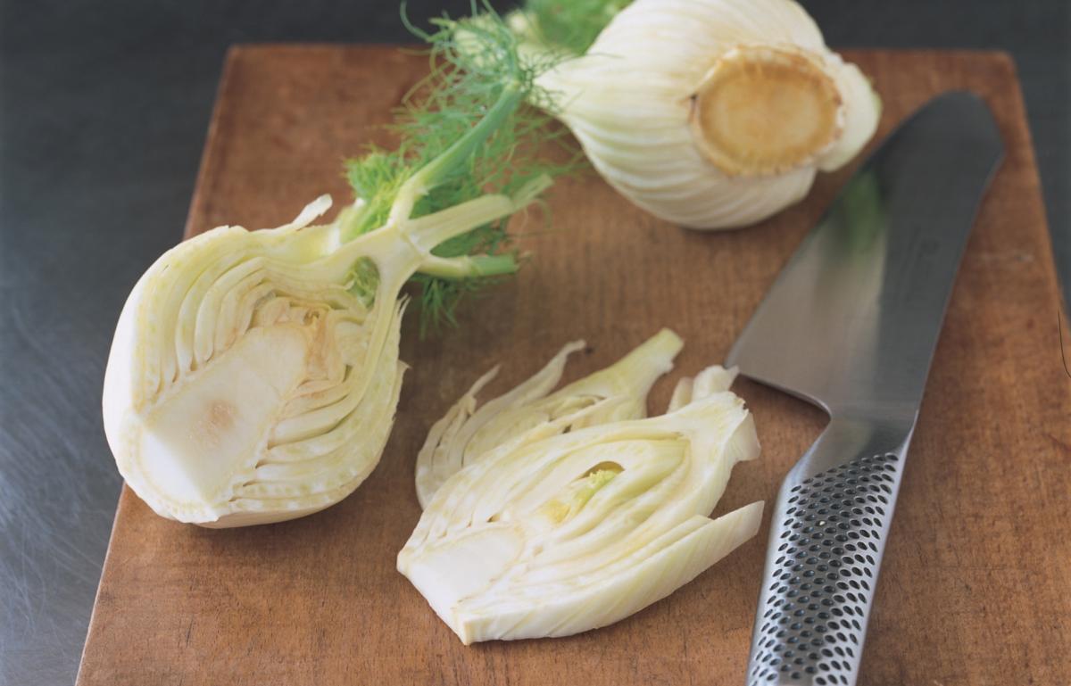 Ingredient fish fennel