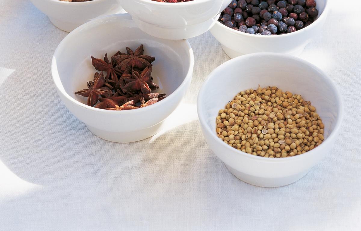 Ingredient htc coriander seeds