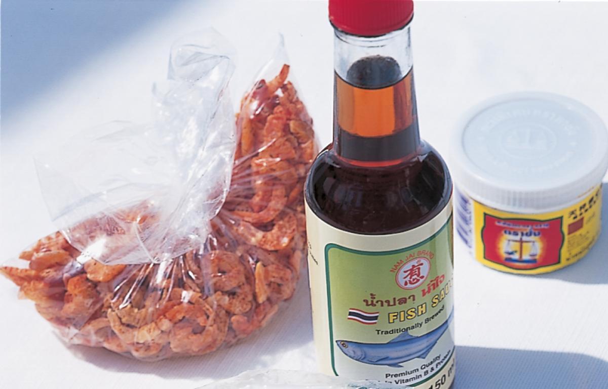 Ingredient htc thai fish sauce