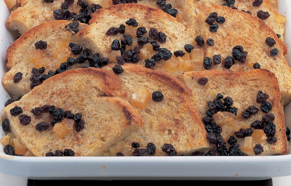 Bread and Butter Pudding | Recipes | Delia Online