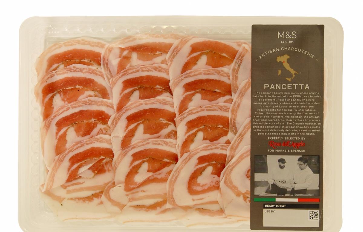 Shop watch april18 pancetta mands
