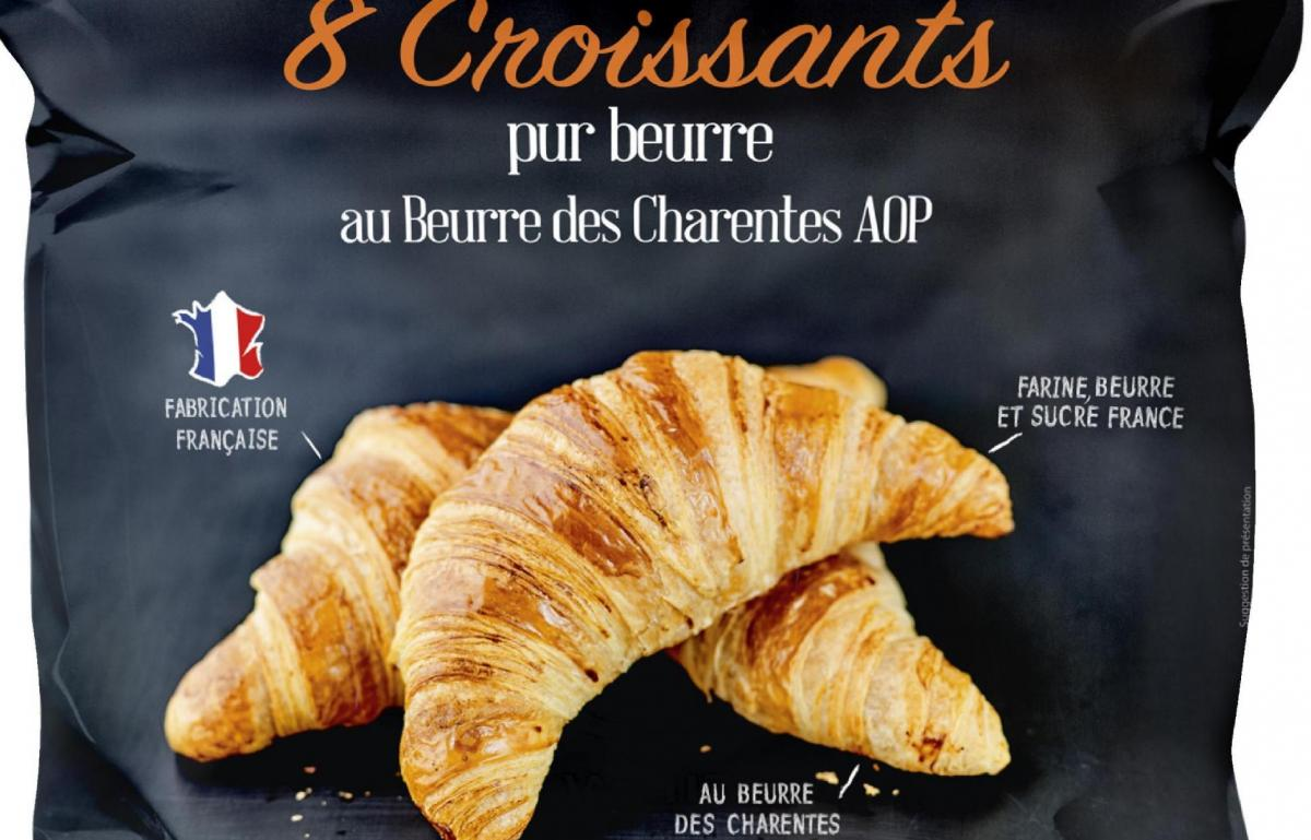 A picture of Rose's April Shop Watch: Picard Croissants and Pains au Chocolate