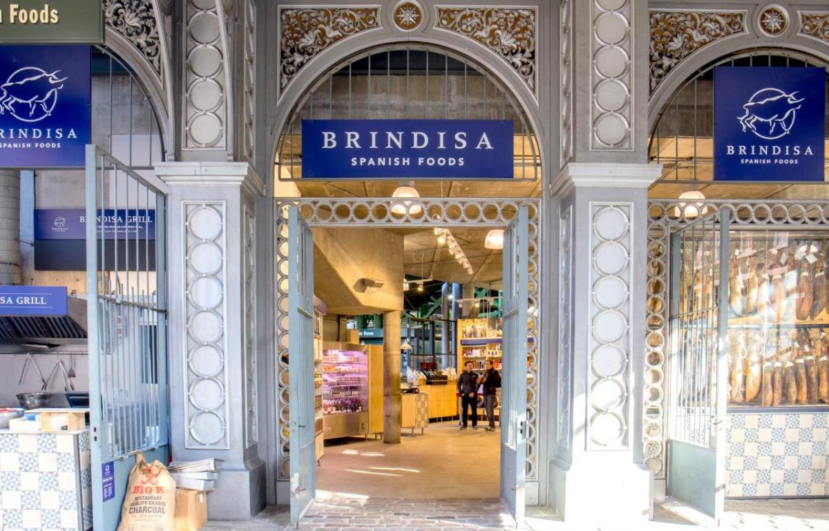 A picture of Rose's July Shop Watch: Brindisa