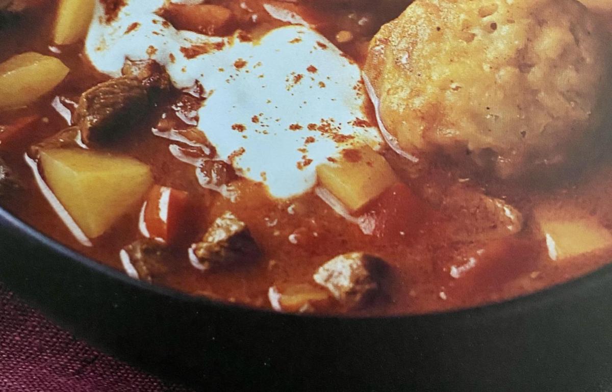 Goulash Soup With Dumplings Recipes Delia Online