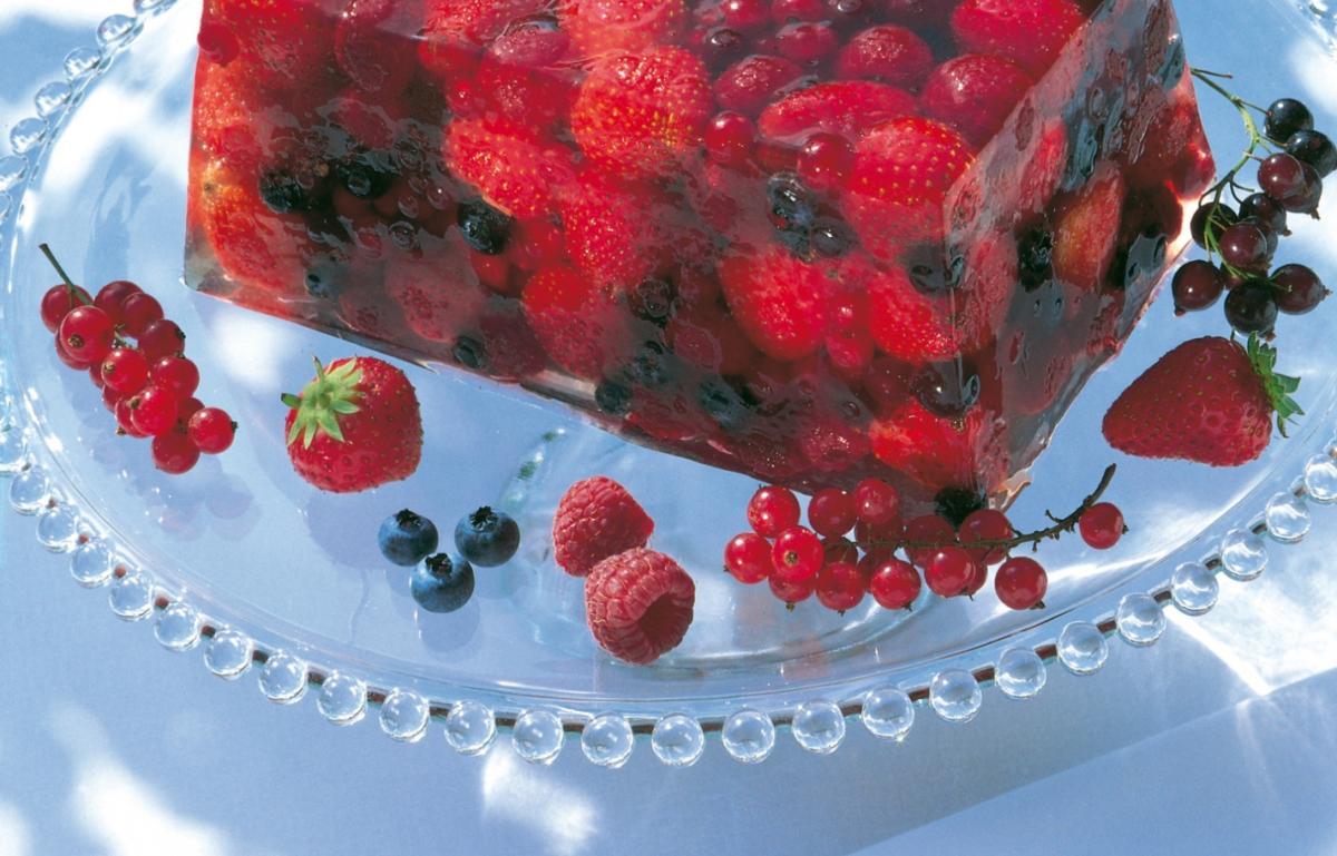 A Terrine Of Summer Fruits Recipes Delia Online
