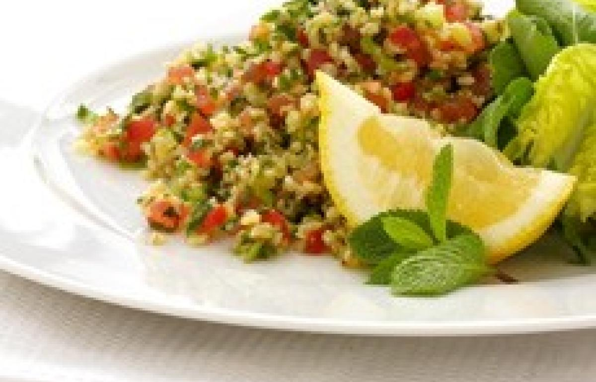 A picture of Delia's Middle Eastern Tabbouleh Salad recipe