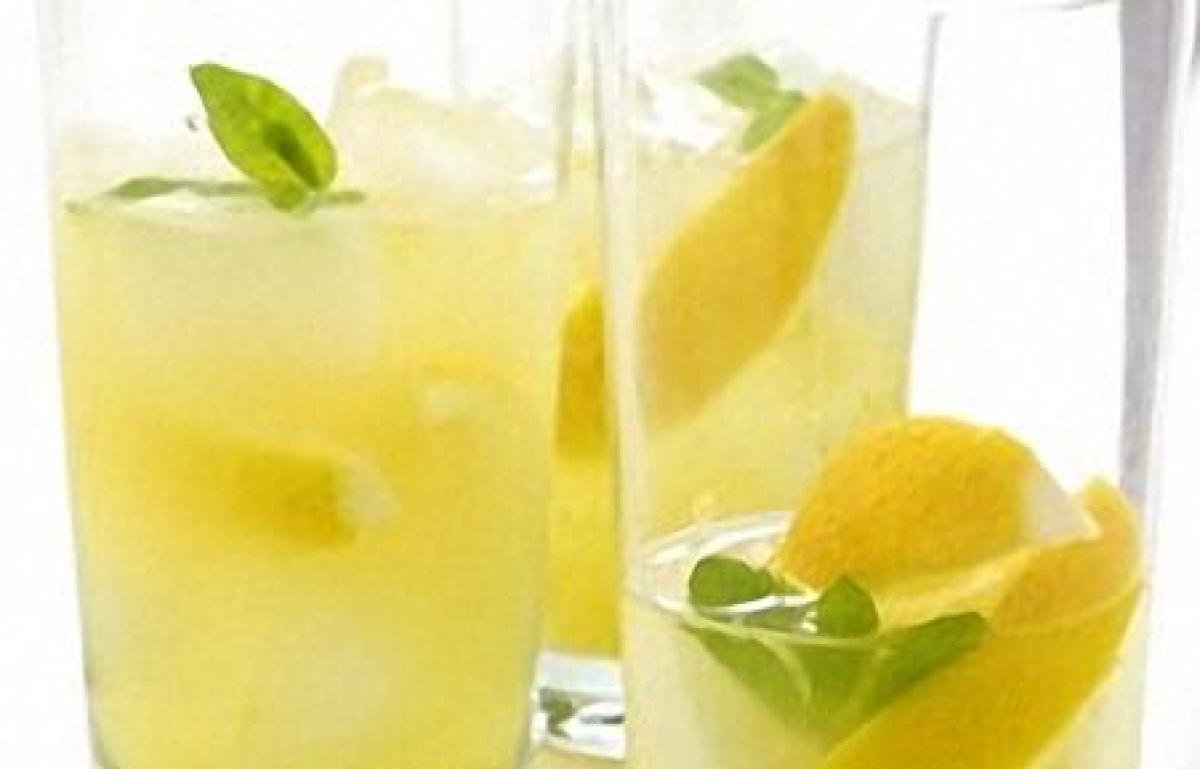 A picture of Delia's Home-made Lemonade recipe