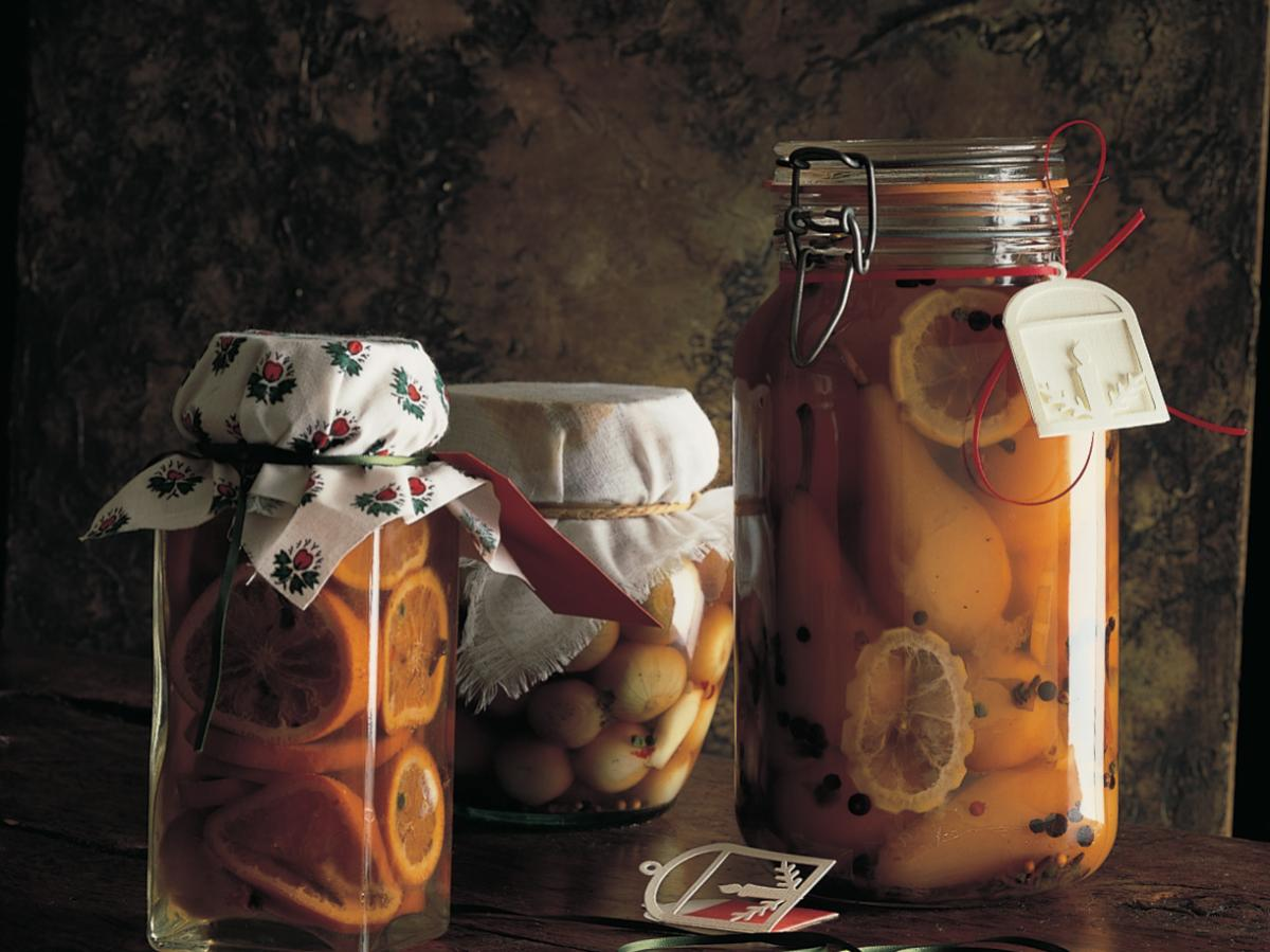 Generic chicken pickling and preserving